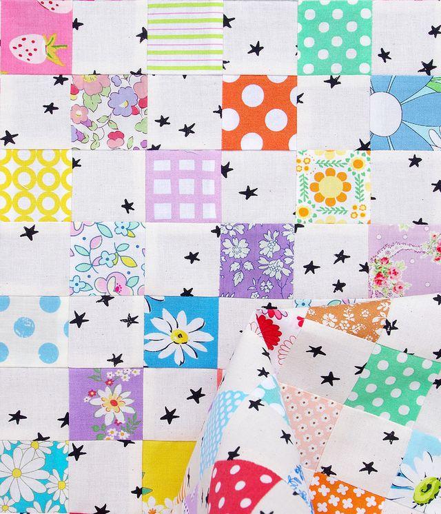 Twinkle Twinkle Quilt Pattern by Sandy Klop of American Jane Patterns