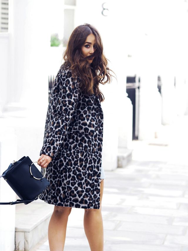 c3914fab37 3 Ways To Wear A Leopard-Print Coat