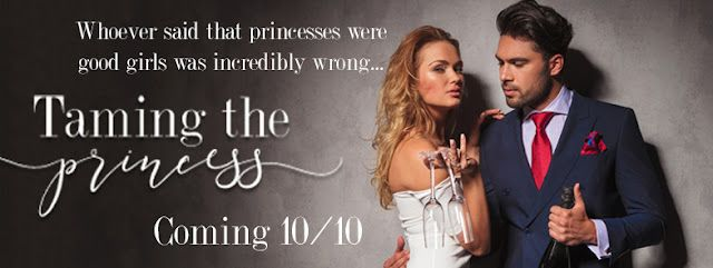BookBlitz: Taming the Princess by Alyson Reynolds #RoyalRomance