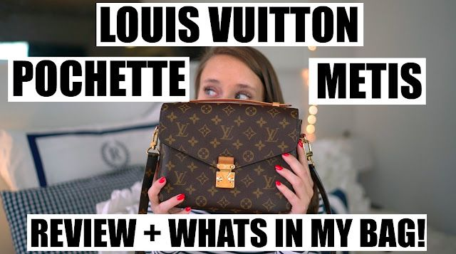 Video: louis vuitton pochette metis review wimb covering the