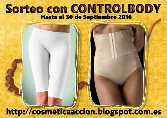 2c351229ce17 Sorteo de dos prendas de CONTROLBODY! | Cosmética en acción | Bloglovin'