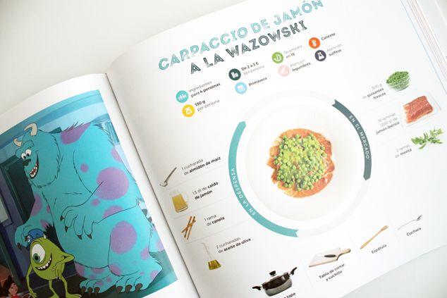 Recomendación: el libro de recetas de Ferrán Adriá y Disney | De ...