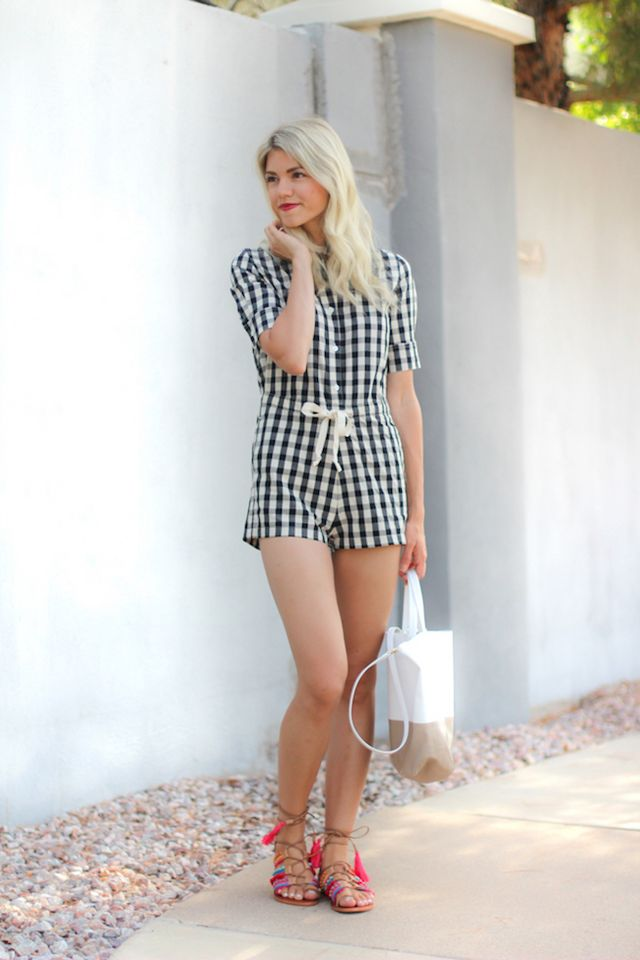 fd7e9c5c09d Today I am sharing five must-have rompers for summer! Dresses are usually  my go-to