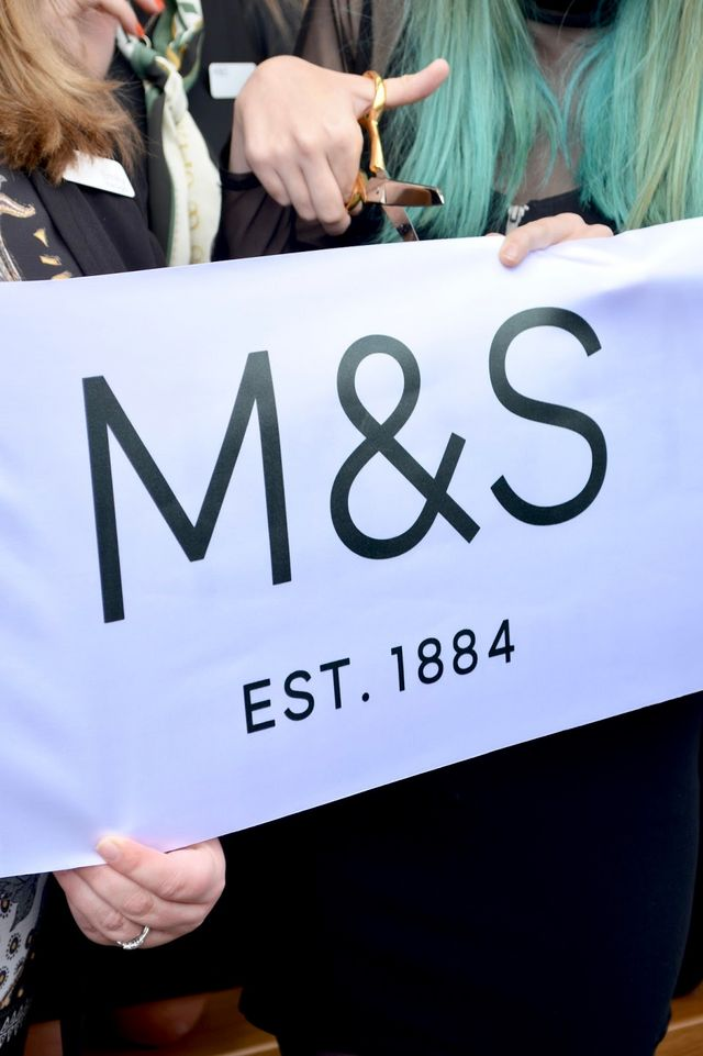 b329b112c New Marks   Spencer Opening at Rushden Lakes