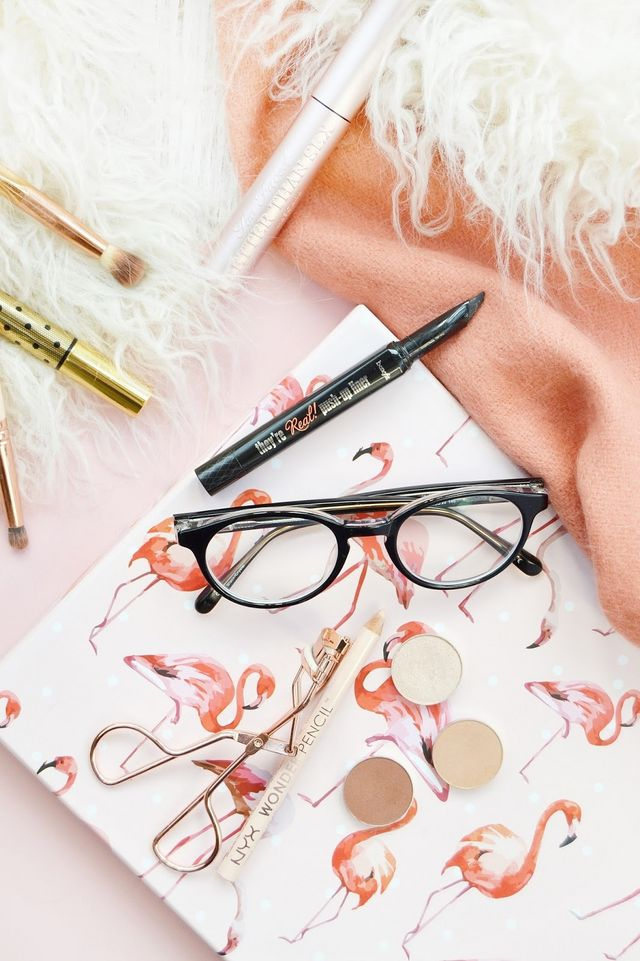 12 Makeup Tips For Glasses From A Glasses Wearer Makeup Savvy