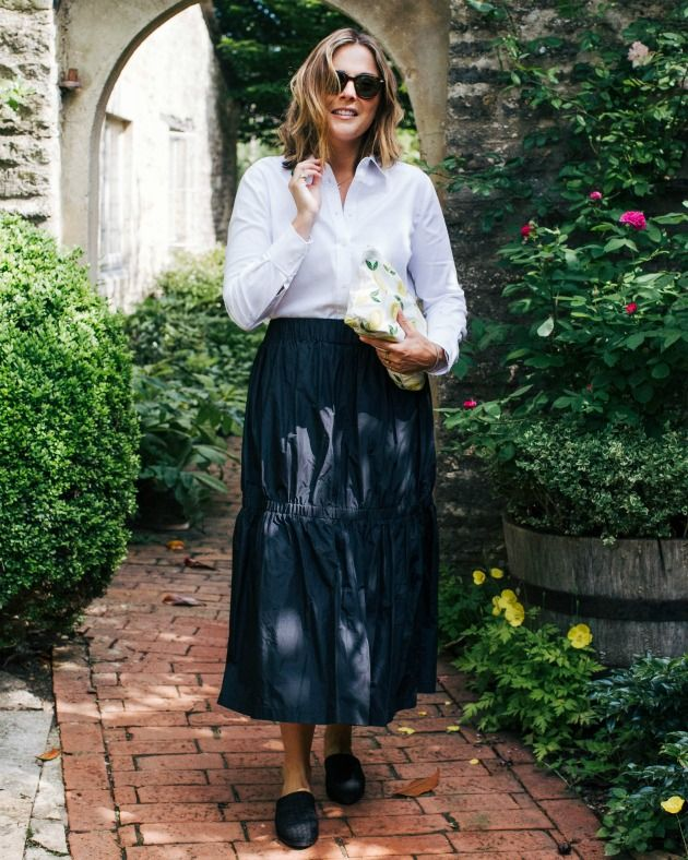 19c2272aab sandals* / shirt* / skirt* / sunglasses* / pouch* / similar pouch* (links  marked with an * are affiliate tagged) It's officially summer and let me  tell you ...