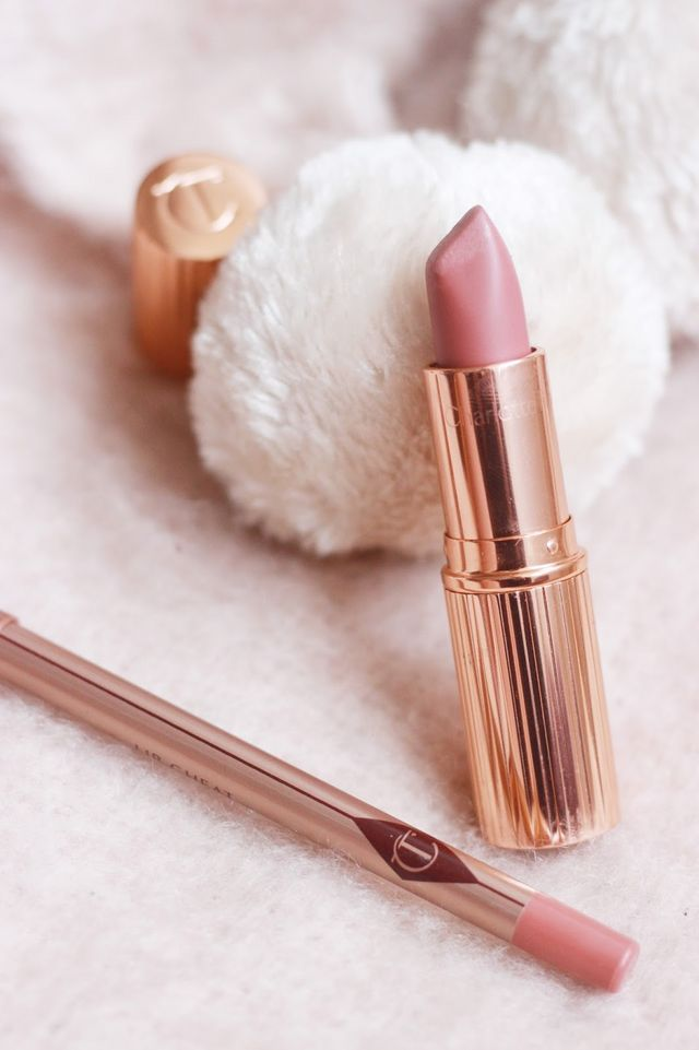 lipstick love celebrities charlotte matte allure story in revolution met talk pillow tilbury