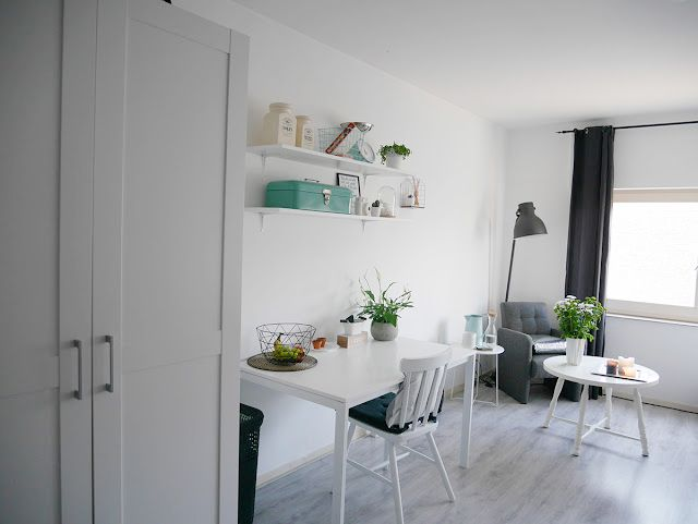 Tips tricks een kamer van 21m2 inrichten als woon en for Kamer zelf inrichten