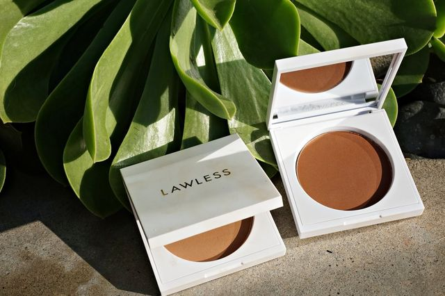Summer Skin Velvet Matte Bronzer by Lawless #20