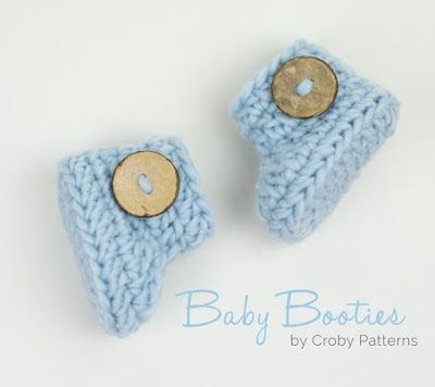 Easy 15 Min Baby Crochetbooties Beginners Babyslofjes Haken In