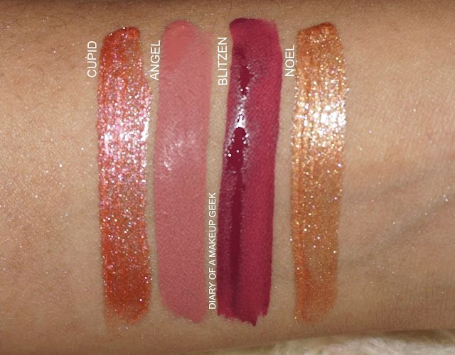 The Holiday Lip Trio by Kylie Cosmetics #4