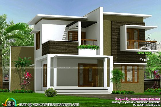 please follow kerala home design - First Floor Home Design Hd