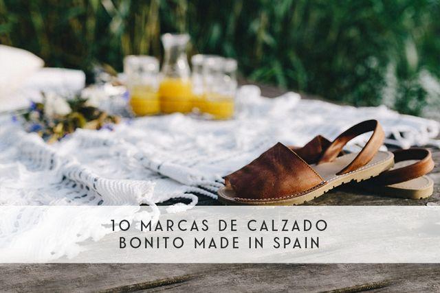 01b23f0a3e1e 10 marcas de calzado bonito made in Spain | Milowcostblog | Bloglovin'