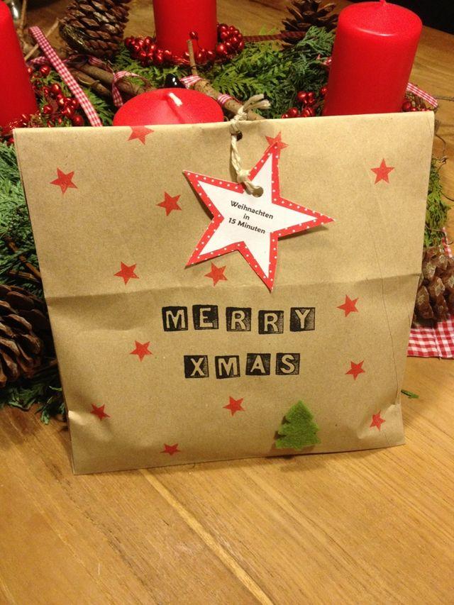 Weihnachtliche Mitbringsel & kleine Geschenke   Frollein Pfau ...