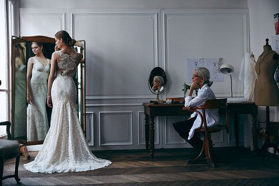 a22eea1b Pieces like the Ephra Gown combine BHLDN's signature illusion neckline with  Marchesa's delicate beading while the Opal Gown pairs the brand's exquisite  ...