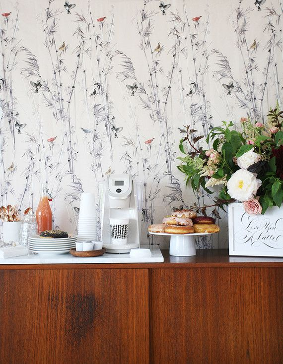 Post Wedding Brunch Ideas With The Keurig Brewing System