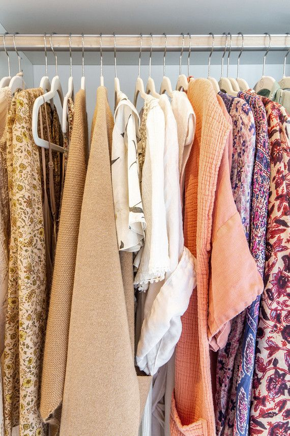 Kristina's his & hers master closet makeover with California