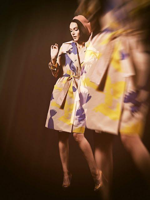 551ebfb2c Mám ráda návrháře, kteří se nebojí experimentu, extravagance a barev. Lay  Sedláková se toho nebojí. Ve své tvorbě zůstává přitom velice nositelná, ...