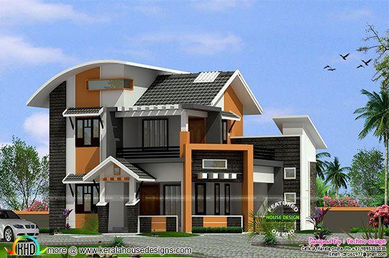 Middle Class Family Home Plan Kerala Home Design Bloglovin