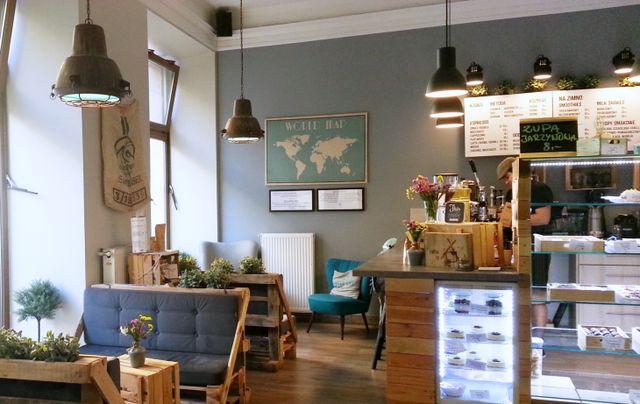 Sweet Life Cafe Bakery Kawiarnia Dla Freelancera