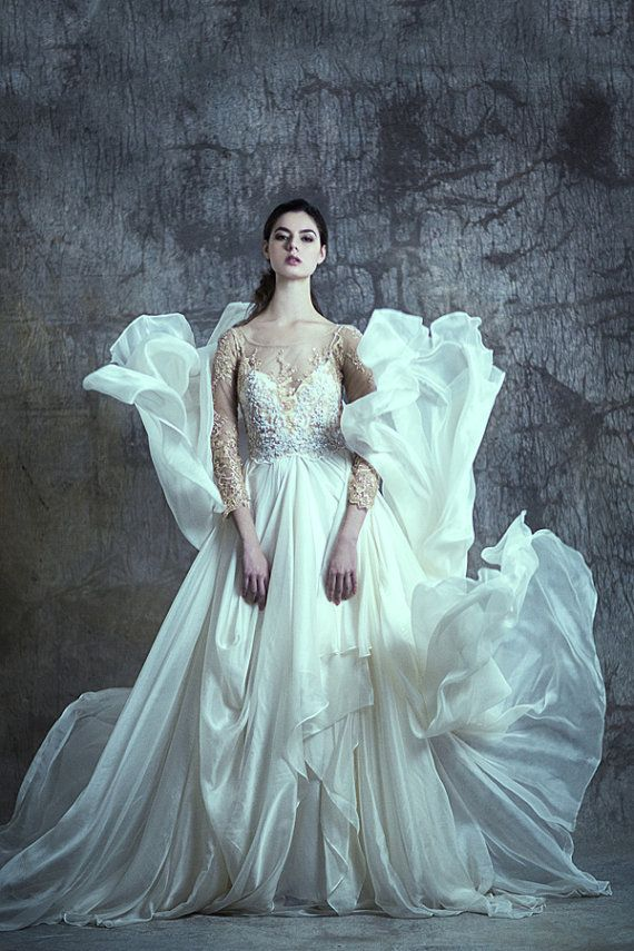 Wedding Gown Inspiration | ZsaZsa Bellagio | Bloglovin\'