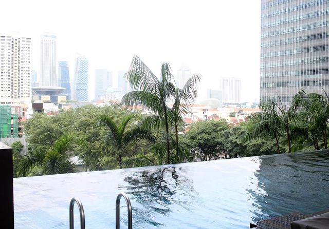 Park royal on pickering singapore hotel review couturegirl bloglovin for Park royal pickering swimming pool