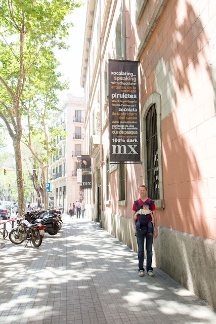 Spain Day 5: Barcelona: The Chocolate Museum | Friday We're