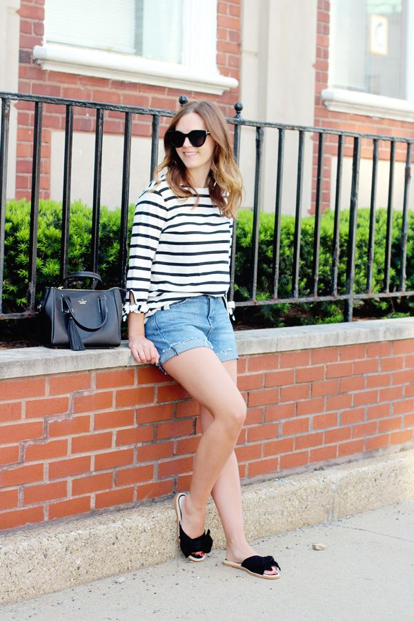 819c352ac0324 my everyday style: stripes for life! | The Good Life For Less ...