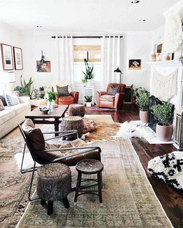 a family home where nordic meets bohemian style my scandinavian home bloglovin. Black Bedroom Furniture Sets. Home Design Ideas