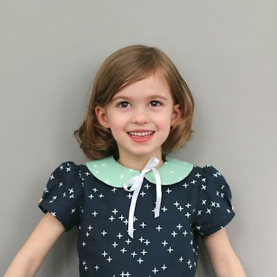 3f0ca2cc2 I drew a free pattern for a detached peter pan collar in sizes 1-12 years.  It's an easy and quick project, and it's ideal to use up fabric leftovers.