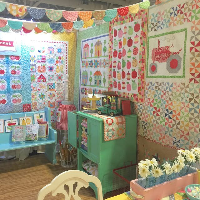 Salt Lake City Spring: Spring Quilt Market In Salt Lake City, UTAH!!!