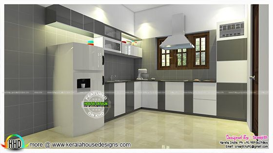 Modular kitchen design trends 2017