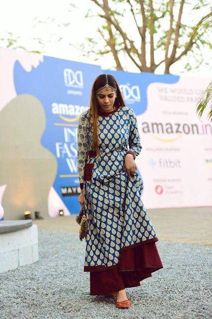 Street Style Modern India- Amazon India Fashion Week Day 3  ff32da8f6778