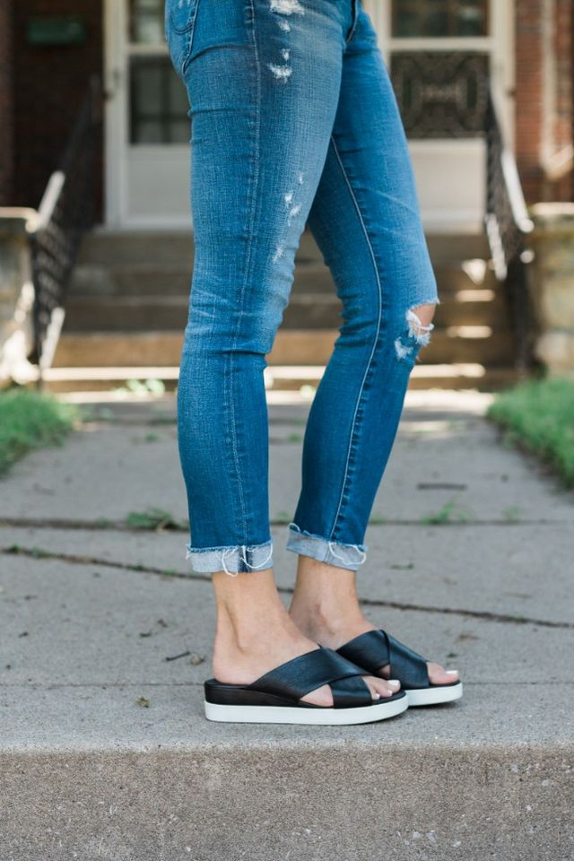 Easy Summer Style with ECCO | ONE little MOMMA | Bloglovin'