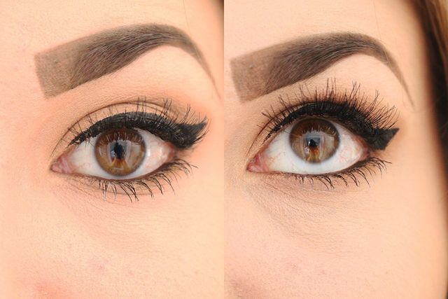 a4aa2555008 One of their most popular styles, the Demi Wispy lashes are subtle yet make  your natural eyelashes look fuller and longer. I'm a big fan of long  voluminous ...