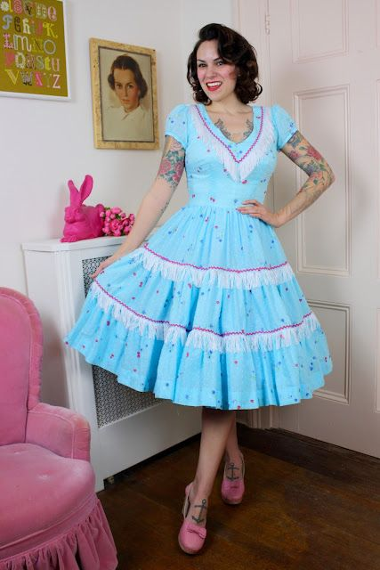 592852f8e0b Country Singer Dress