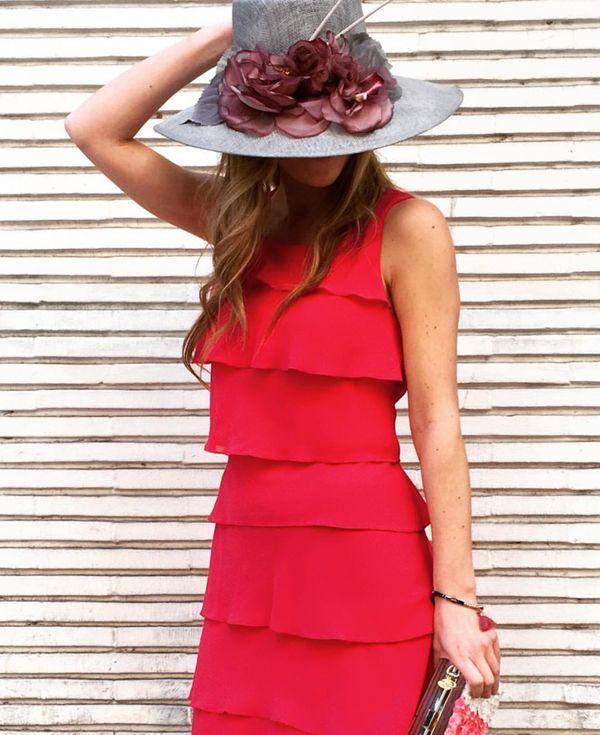 413229185759 Qué complementos llevar con un vestido rojo de boda? | Me paso el ...