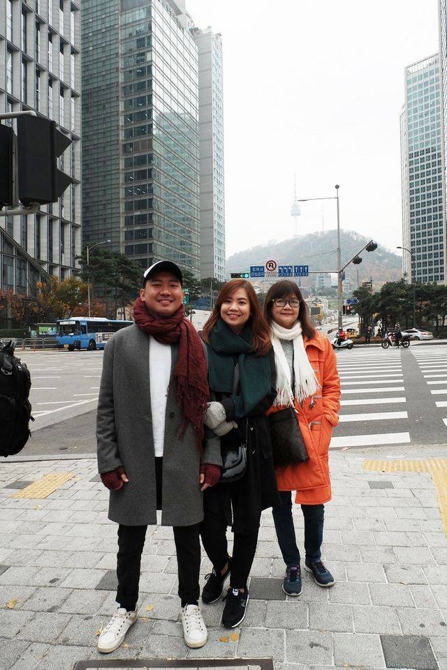 b3956181505 Ready na sila to explore Seoul!!! We are all first-timers!