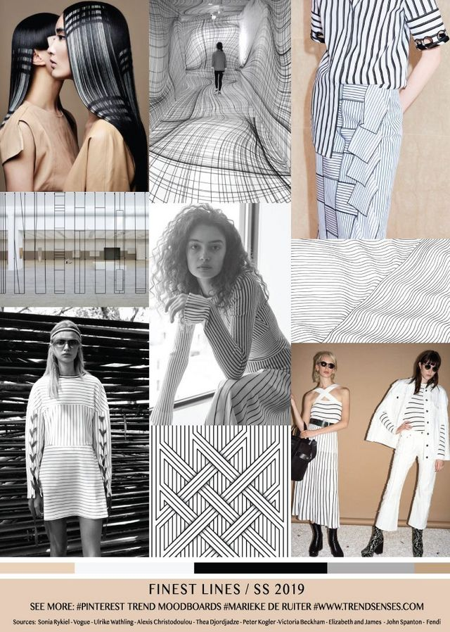 TREND | TRENDSENSES - FINEST LINES   SS 2020 | FASHION