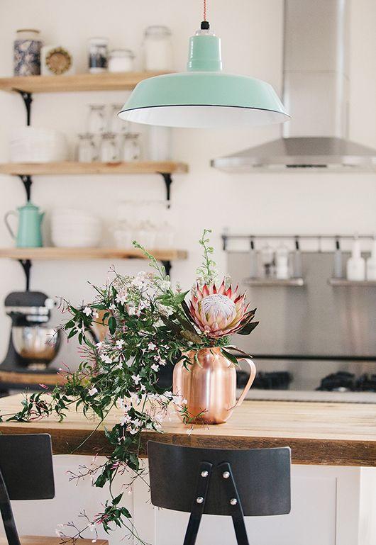 Como conseguir una cocina de estilo NORDICO-INDUSTRIAL | Boho Deco ...