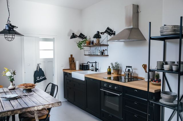 Our New Ikea Kitchen In The Countryside Our Food Stories