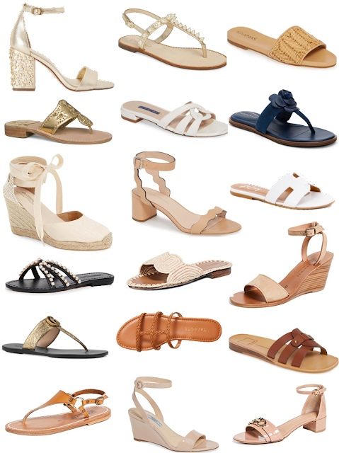 cc81a679bb4 21 Pairs of Neutral Sandals for Summer