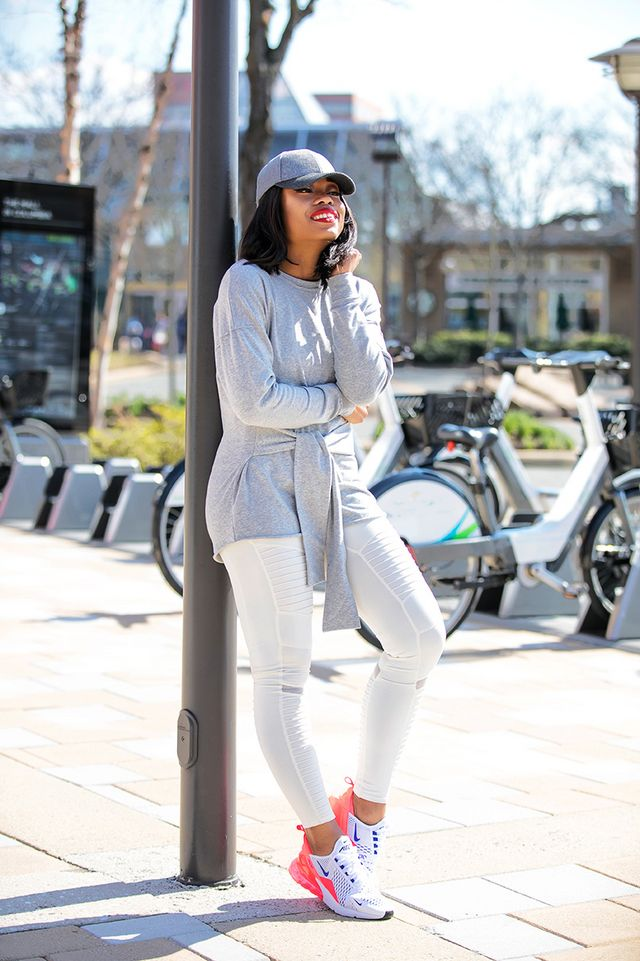 0565a7f9c1a00 Ditch The Heels; Wear This Nike Air Max 270 Sneakers | J'ADORE ...