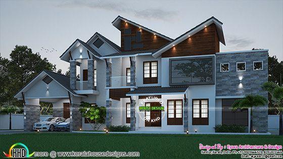 contemporary ultra modern luxury home