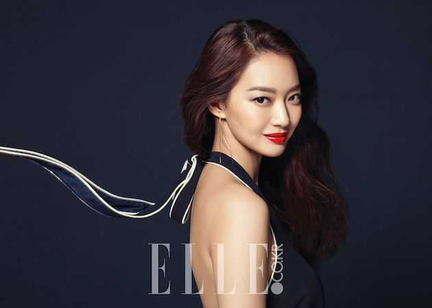 Eye Candy : Shin Min Ah for Elle | rolala loves | Bloglovin'
