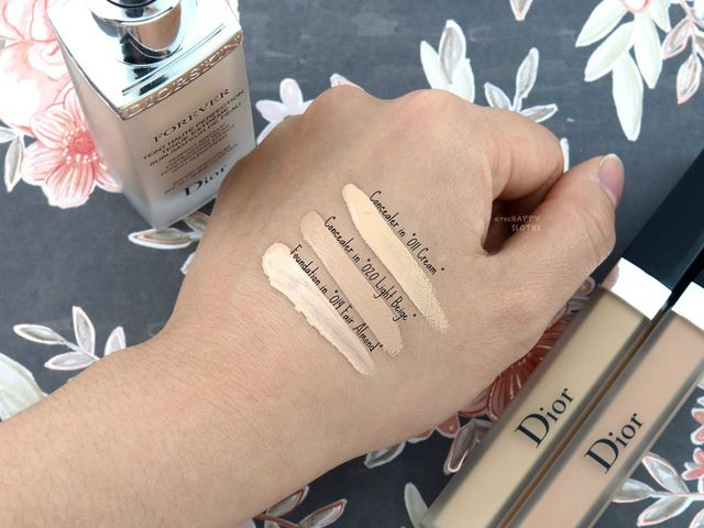 Diorskin Forever Perfect Foundation by Dior #21
