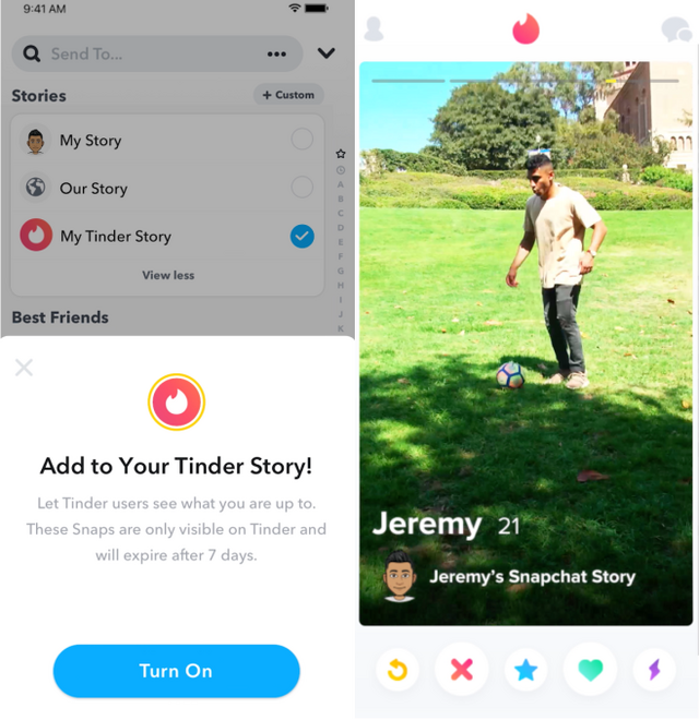 Snapchat will power Stories & ads in other apps | TechCrunch