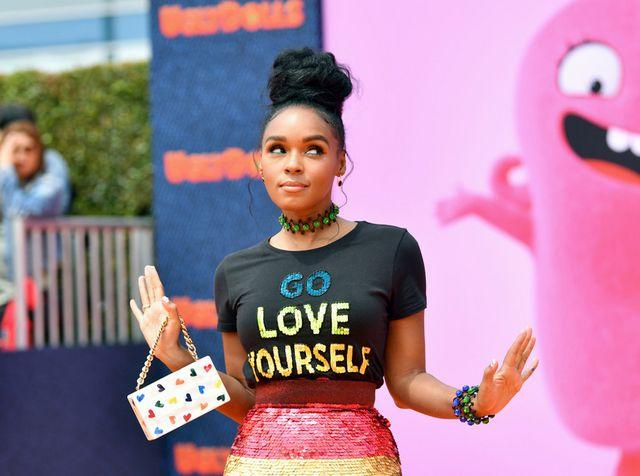 "78a70cb0c3597 Janelle Monáe in Alice + Olivia at the ""UglyDolls"" Los Angeles Premiere"