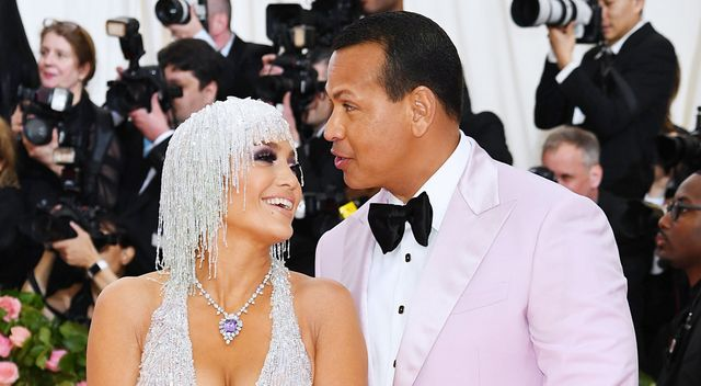 85716d173f Met Gala 2019  Jennifer Lopez and Alex Rodriguez Do the Least