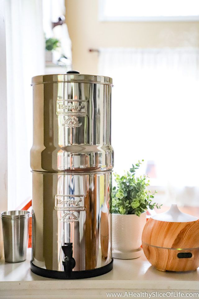 Berkey Water Filter: What It Is and Why